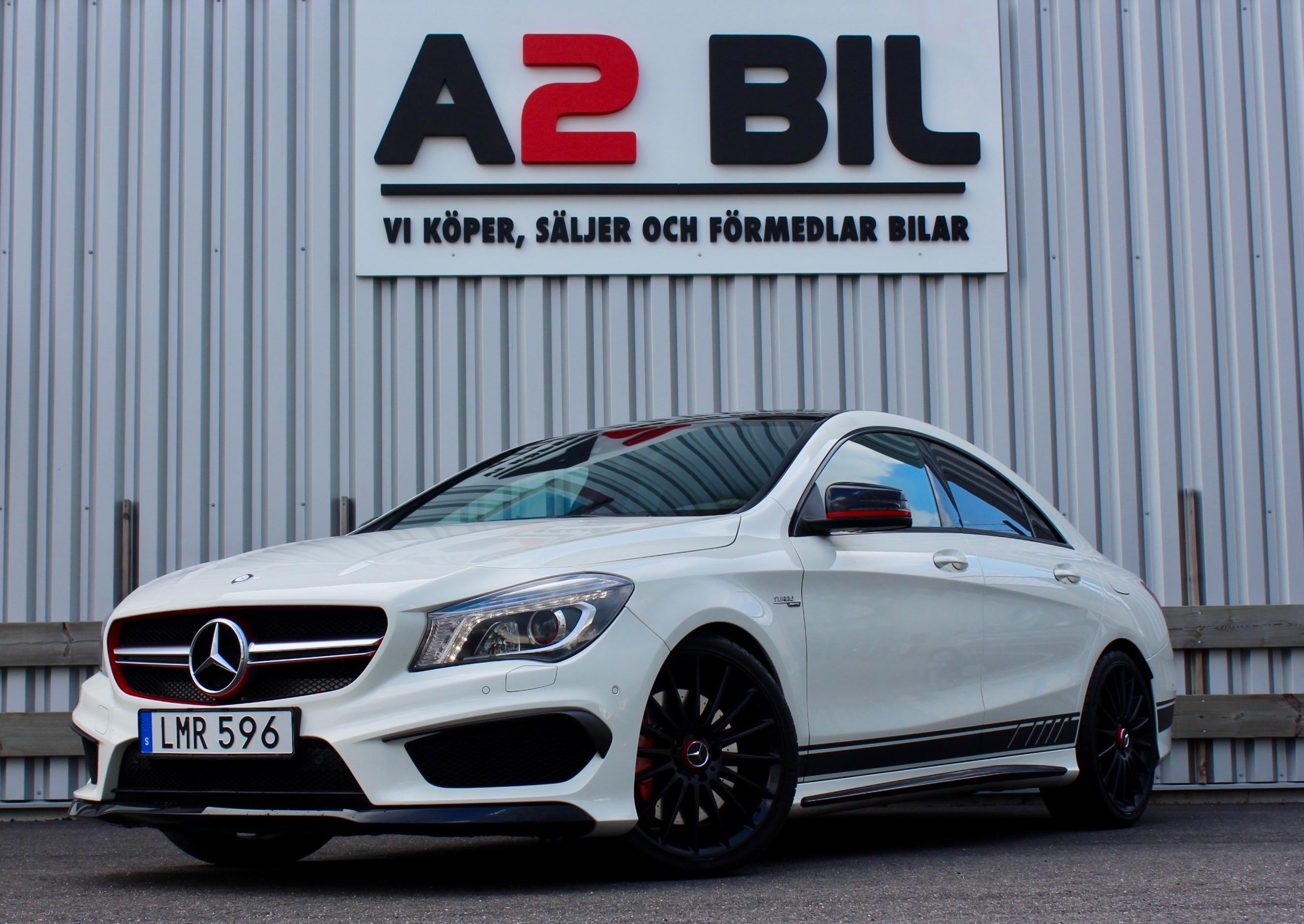 Mercedes- Benz CLA45 AMG EDITION 1