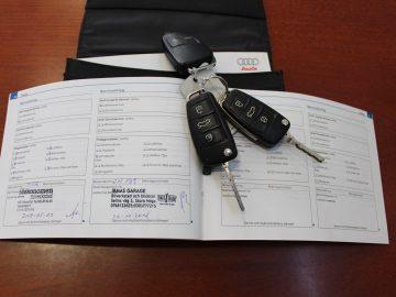 Audi S6 Avant V10 Quattro 435hk