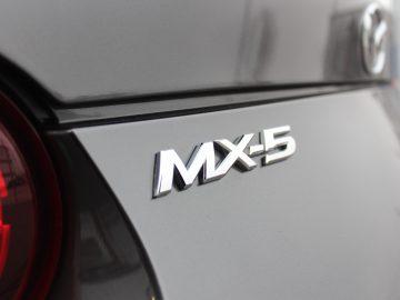 Mazda MX-5 RF 2.0 SKYACTIV-G Euro 6