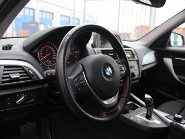 BMW 118 d 5-door Steptronic Sport line