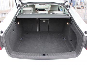 Audi A5 Sportback 3.0 TDI V6 DPF Multitronic (SÅLD)