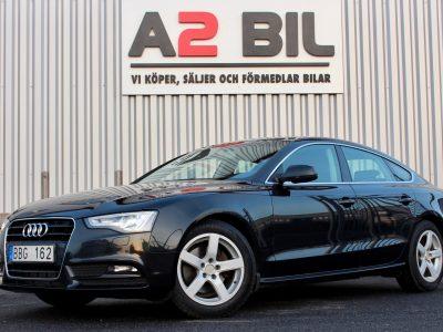 Audi A5 Sportback 2.0 TDI DPF Sport Edition