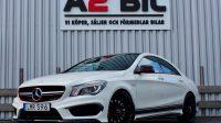Mercedes-Benz CLA 45 AMG Edition1 360hk Euro 6