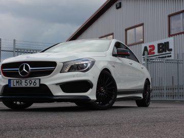 Mercedes-Benz CLA 45 AMG Edition1 360hk Euro 6 (SÅLD)