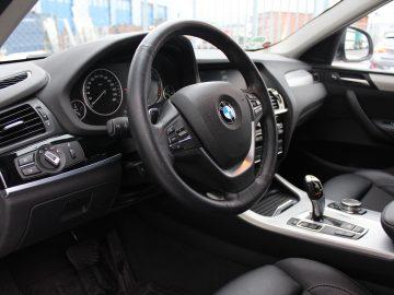 BMW X4 xDrive20d Steptronic Euro 6 190hk (SÅLD)