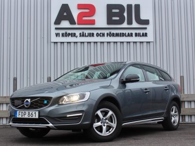 Volvo V60 Cross Country D4 Geartronic Momentum Euro 6 190hk