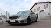 Mercedes-Benz E63 AMG Performance Package