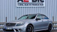 Mercedes-Benz C 63 AMG Speedshift MCT 457hk