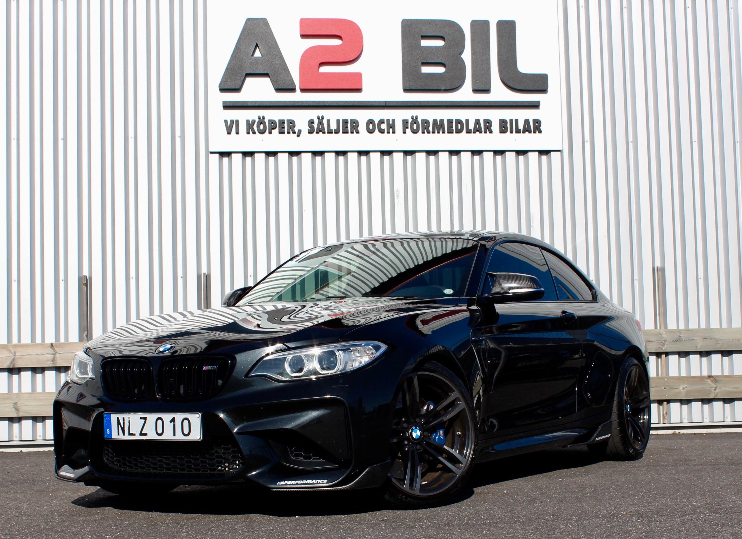 BMW M2 M-Performance MILLTEK