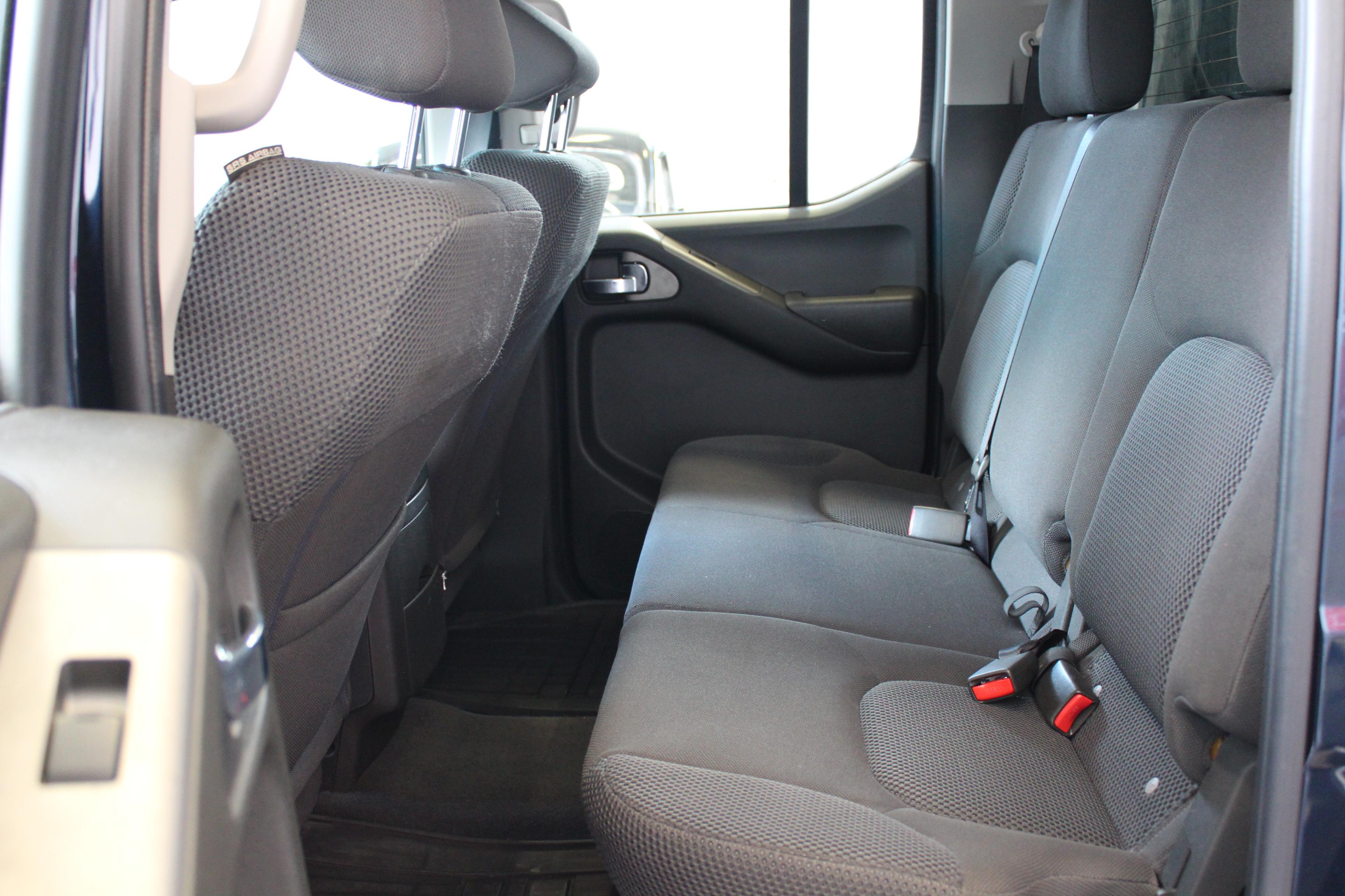 Nissan NAVARA TDI 4×4