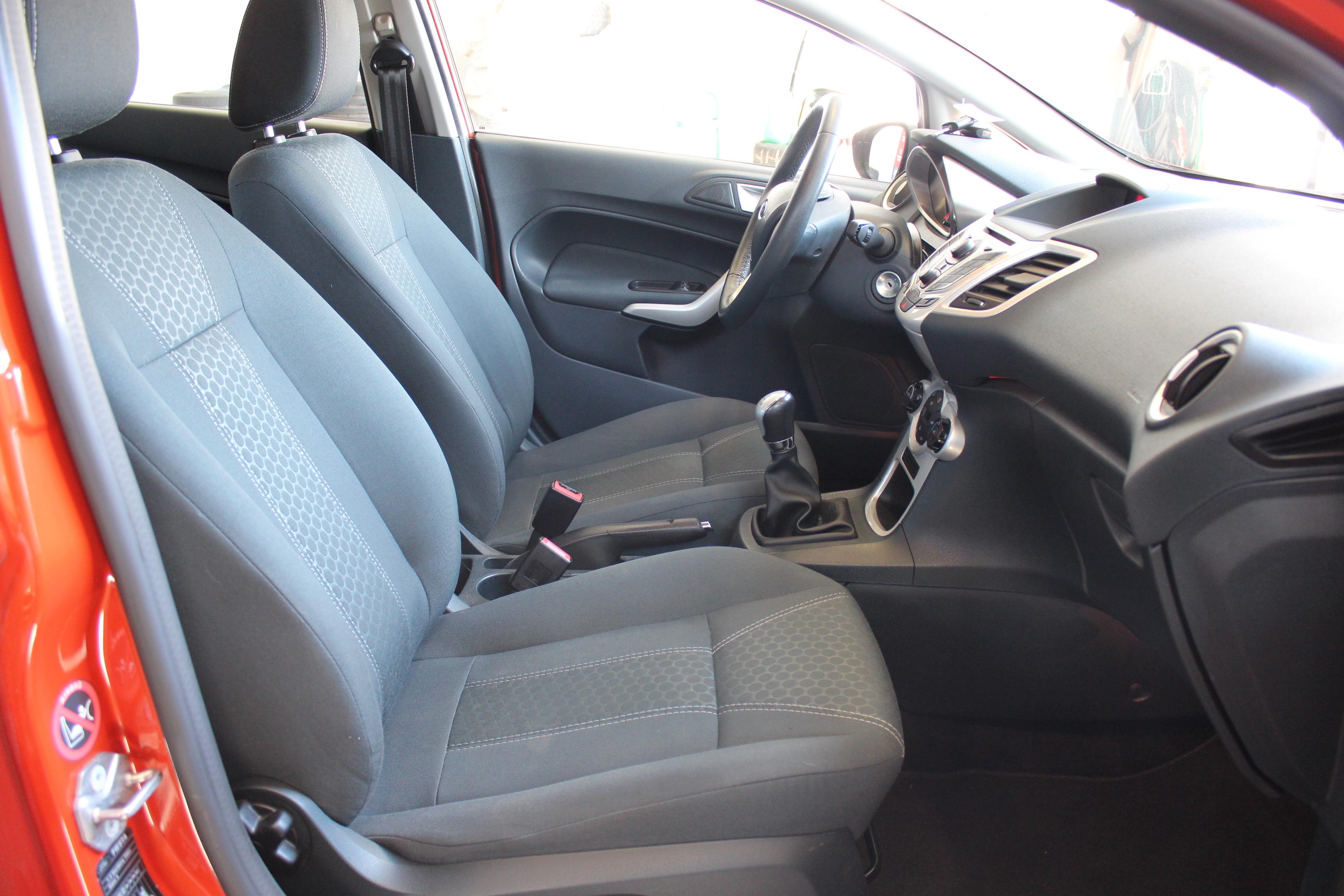 Ford Fiesta 5-dörrar 1.4 TDCi 70hk