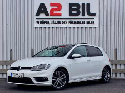 Volkswagen Golf 2.0 TDI GT R-line Premium