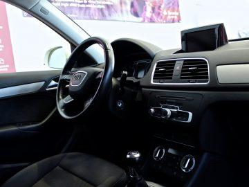 Audi Q3 2.0 TDI (1386kr/mån)