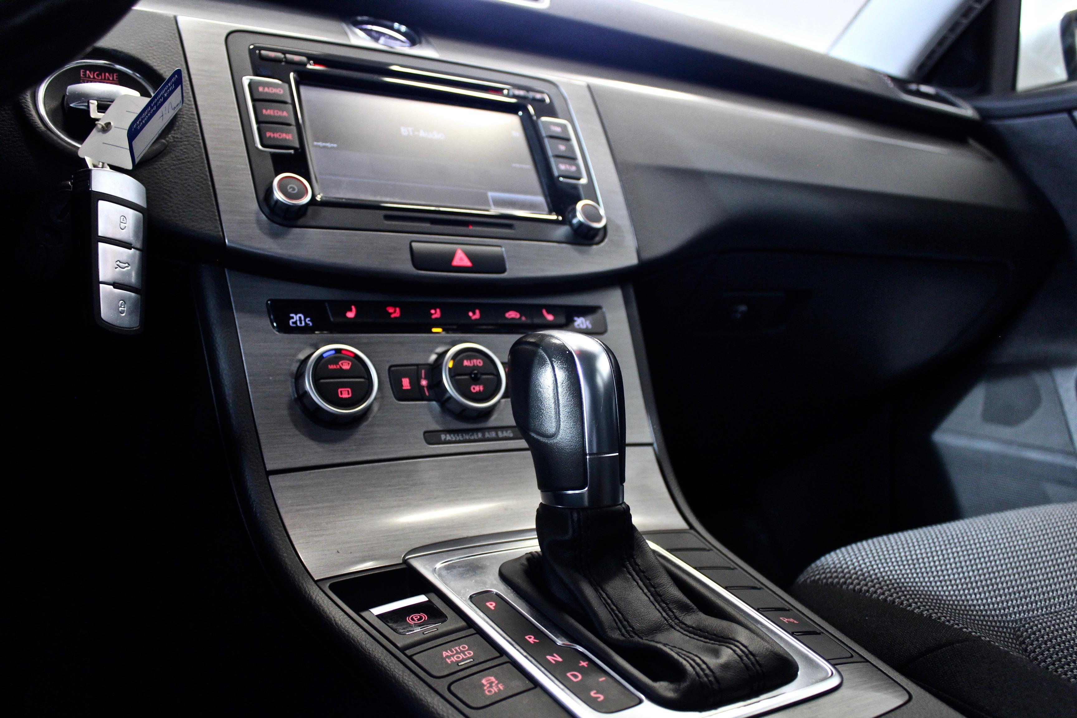 Volkswagen Passat Variant 1.4 TSI EcoFuel DSG Sekventiell 150hk (SÅLD)