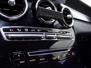 Mercedes-Benz C 220 BlueTEC Cdi 63 AMG-optik