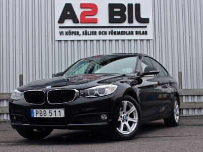 BMW 320 d xDrive Gran Turismo Euro 6 184hk