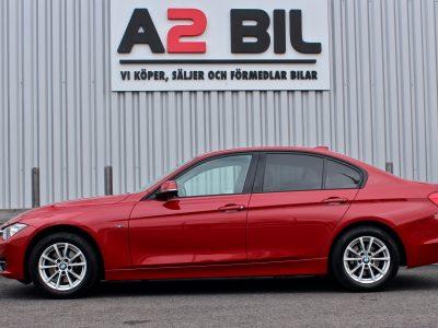 BMW 320 d xDrive Sedan Sport line 184hk