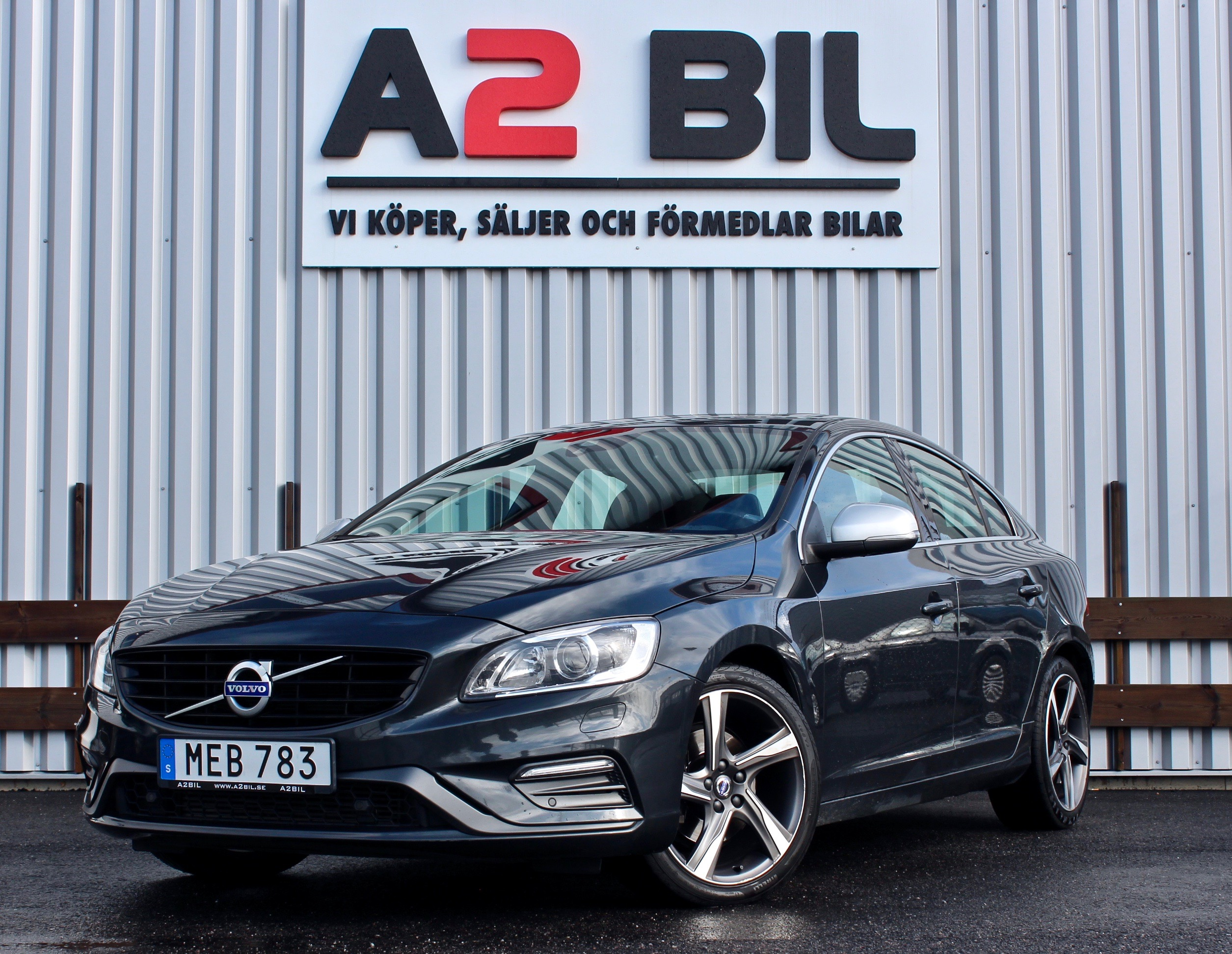 Volvo S60 D4 Momentum, R-Design Euro 6 190hk
