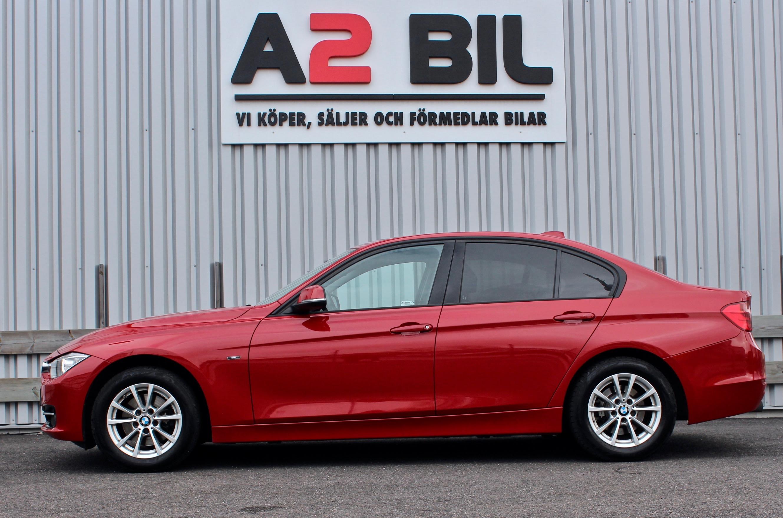 BMW 320 d xDrive Sedan Sport line 184hk (SÅLD)