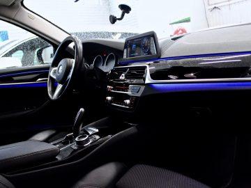 BMW 520d Touring Steptronic Sport line Euro 6