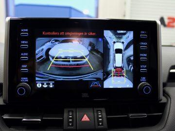 Toyota RAV4 Hybrid ECVT Euro 6 HELT NY