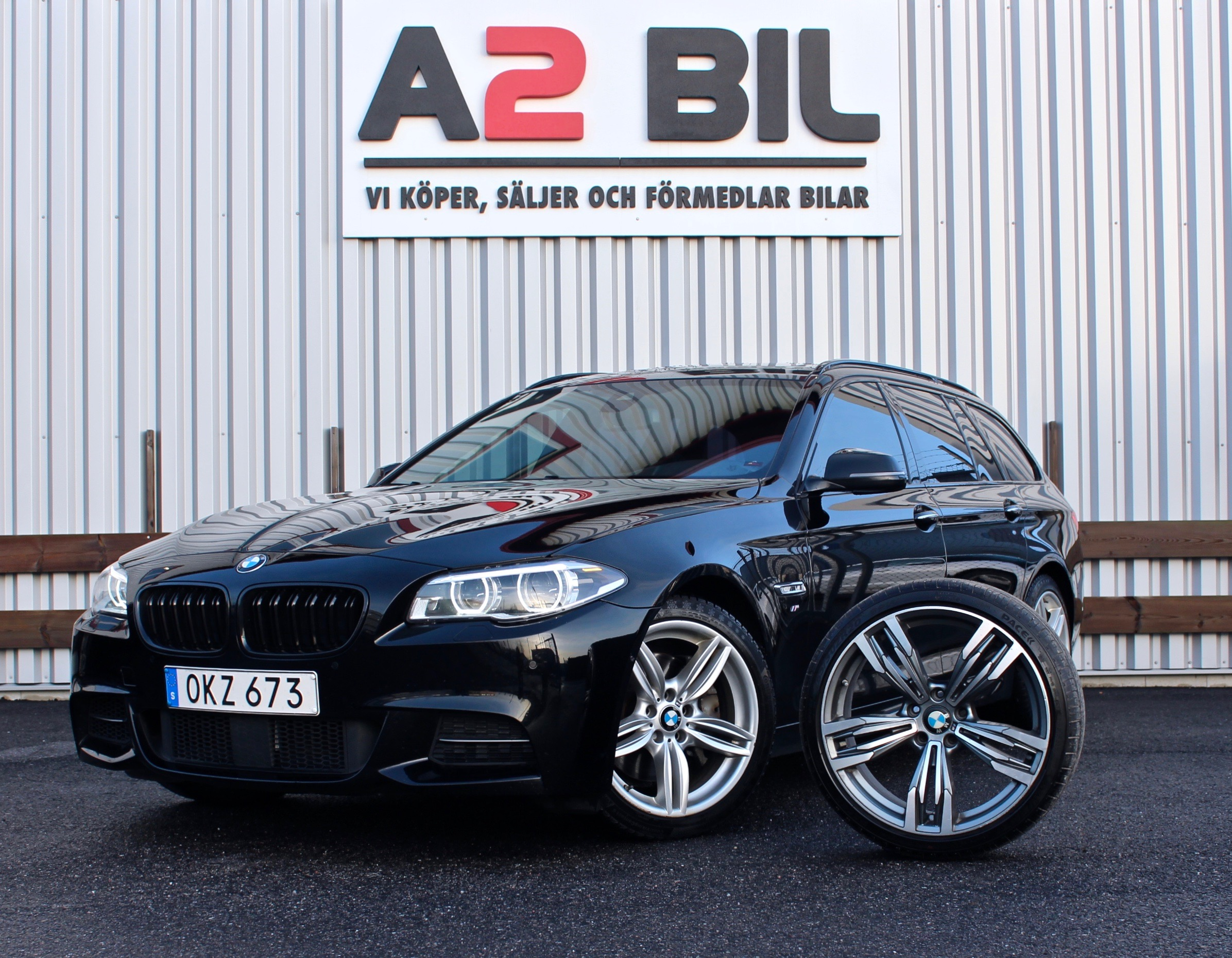 BMW 535 d xDrive M Sport Innovation (4662kr/mån)