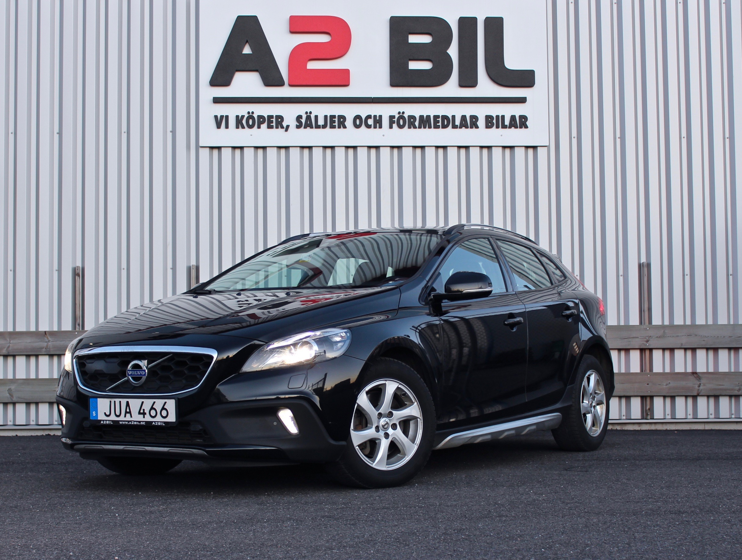 Volvo V40 Cross Country T4 AWD Summum Euro 6 Drag Voc