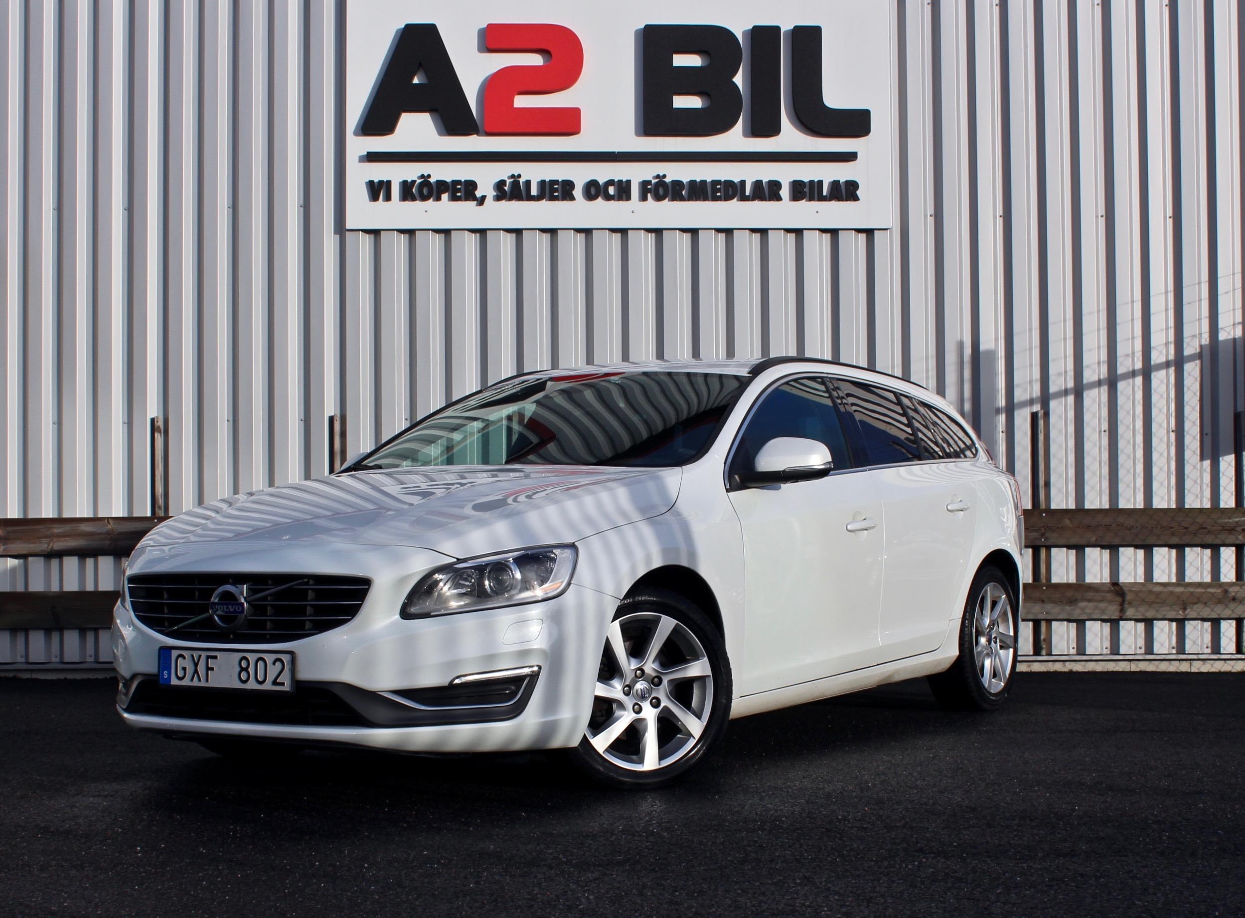 Volvo V60 D4 Momentum 163hk (1811kr/mån)