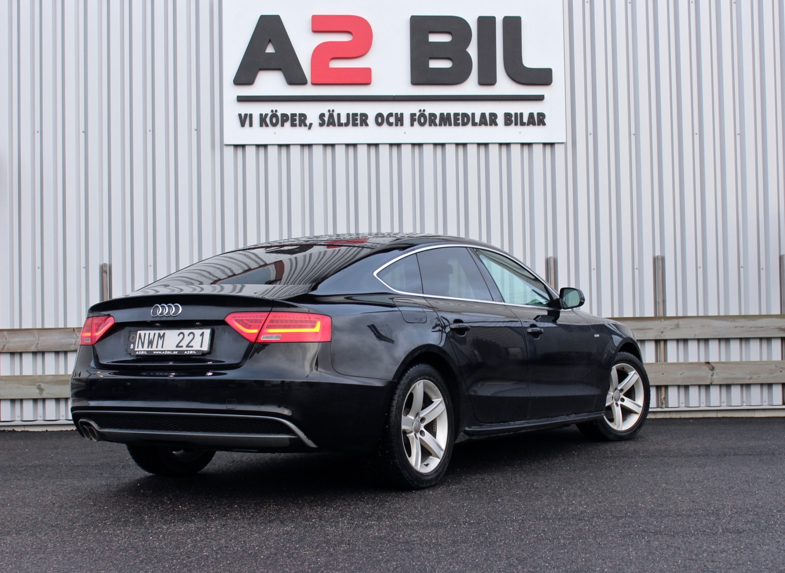 Audi A5 Sportback 2.0 TDI quattro S-Tronic 177hk