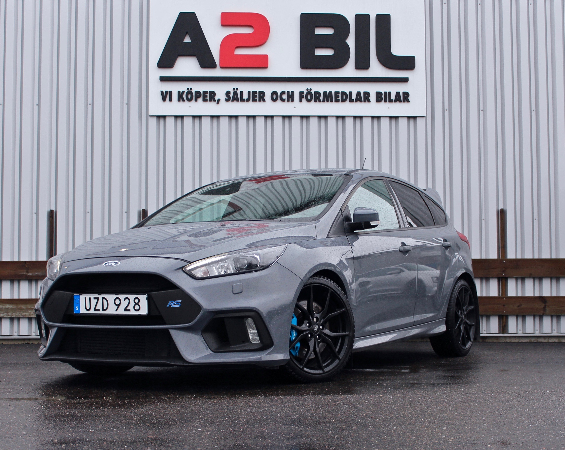 Ford Focus RS 2.3 Ecoboost AWD Euro 6 350hk