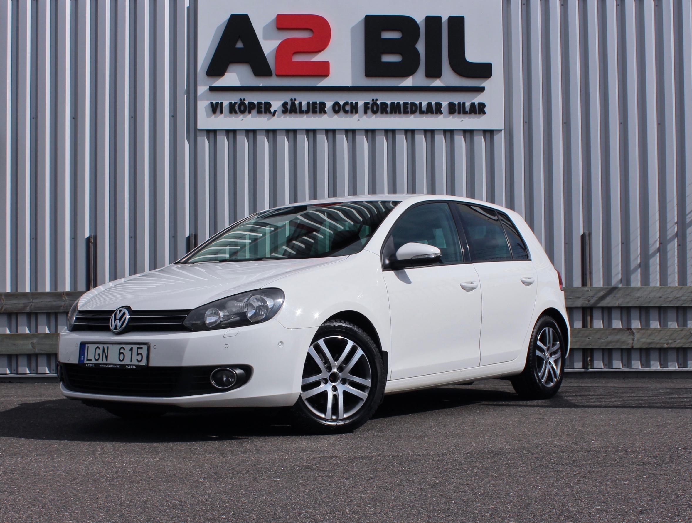 Volkswagen Golf 5-dörrar 1.6 TDI Sport, Style