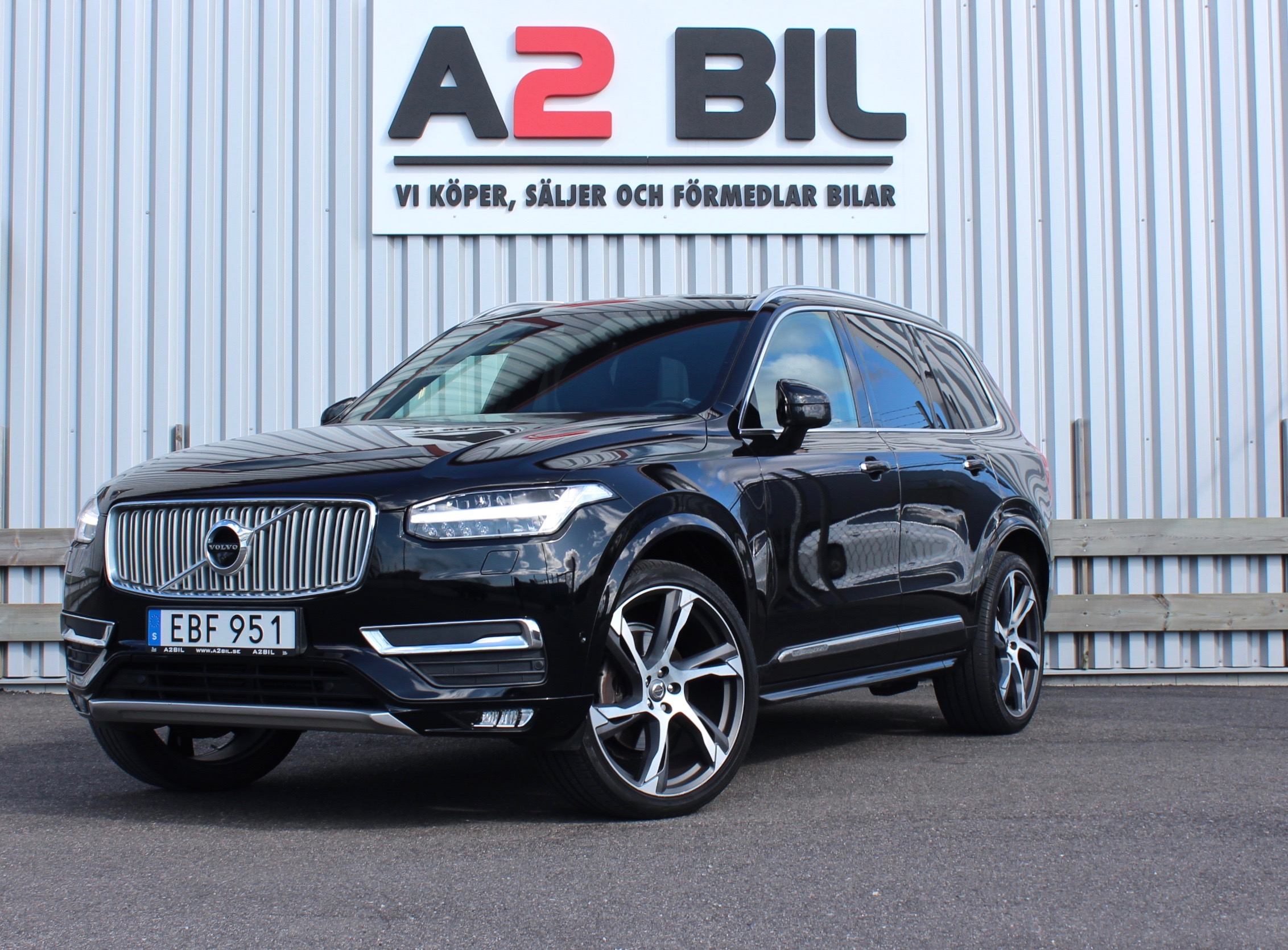 Volvo XC90 D5 AWD Inscription 360-Kamera Euro 6 235hk