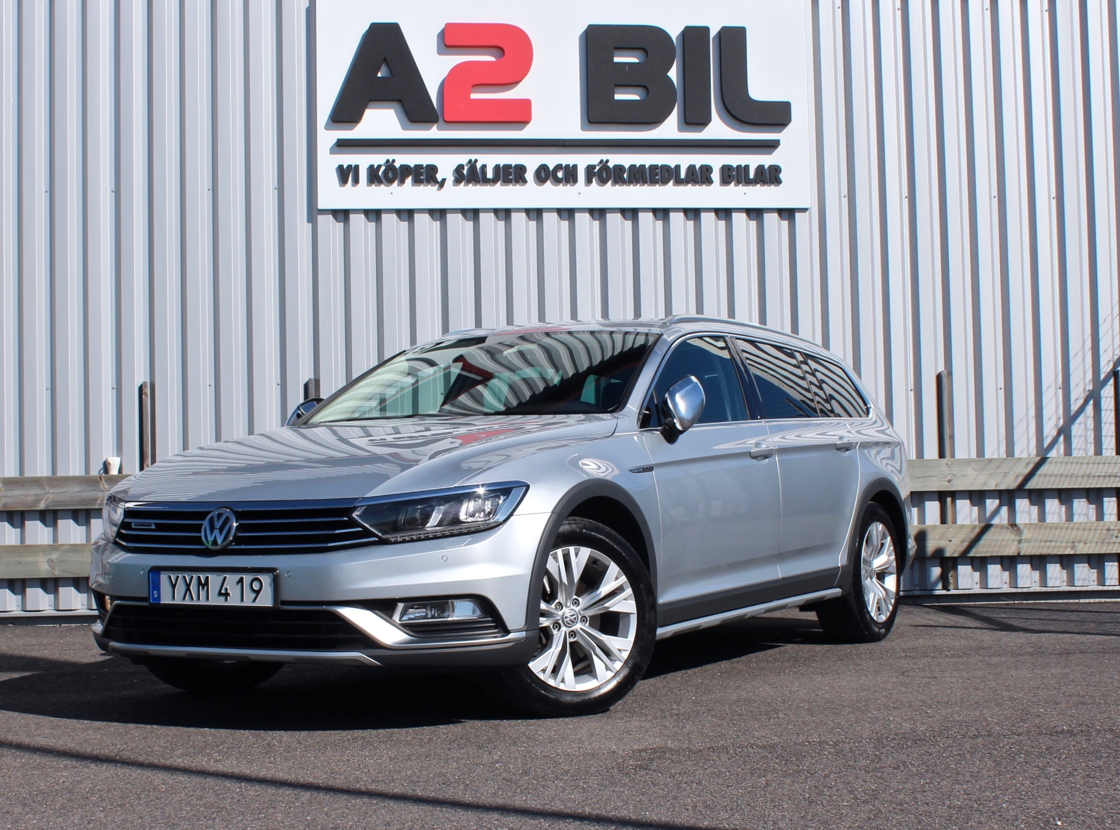 Volkswagen Passat Alltrack 2.0 TDI BlueM 4Motion DSG Executive