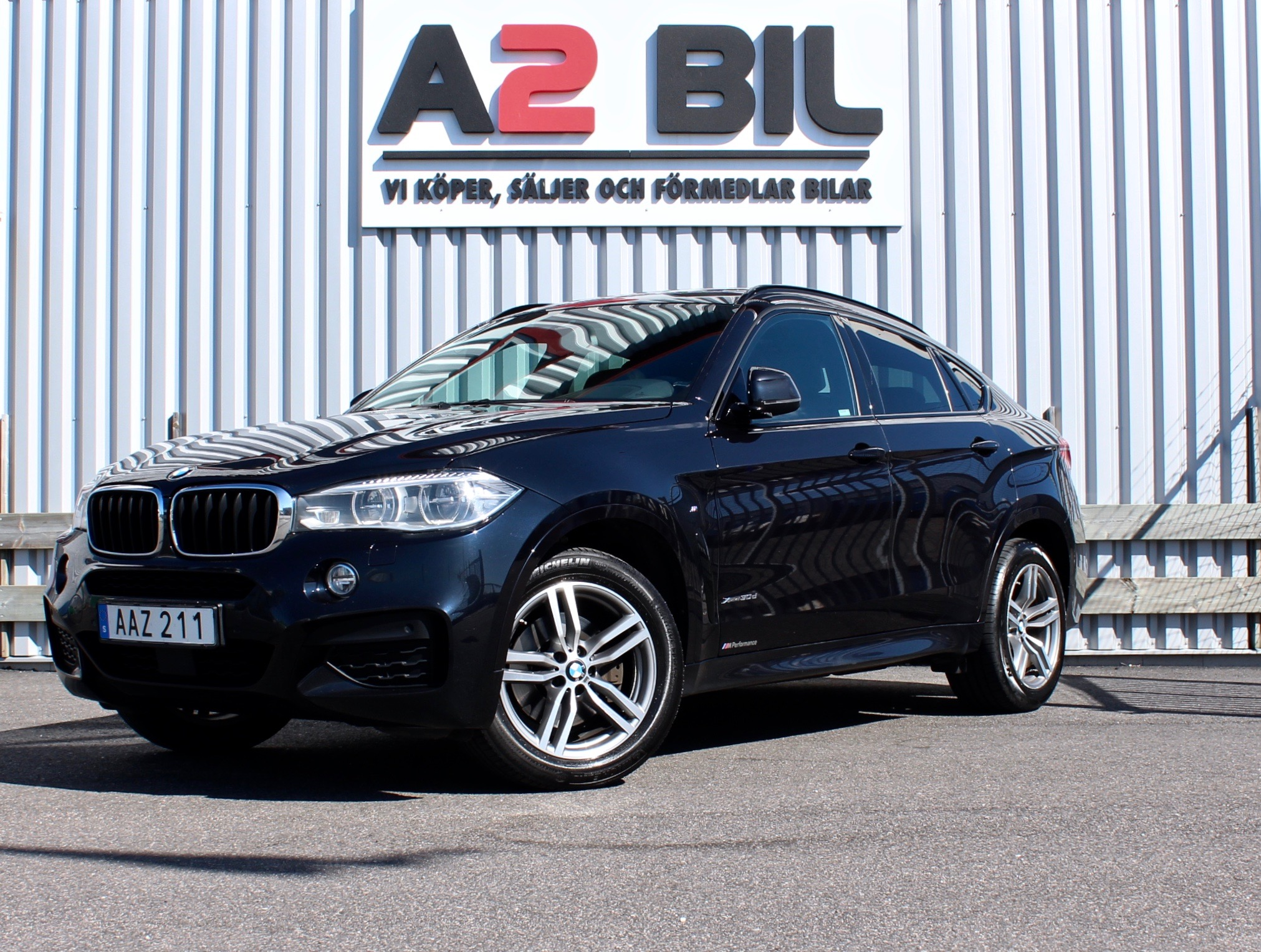 BMW X6 xDrive30d Steptronic M Sport Euro 6