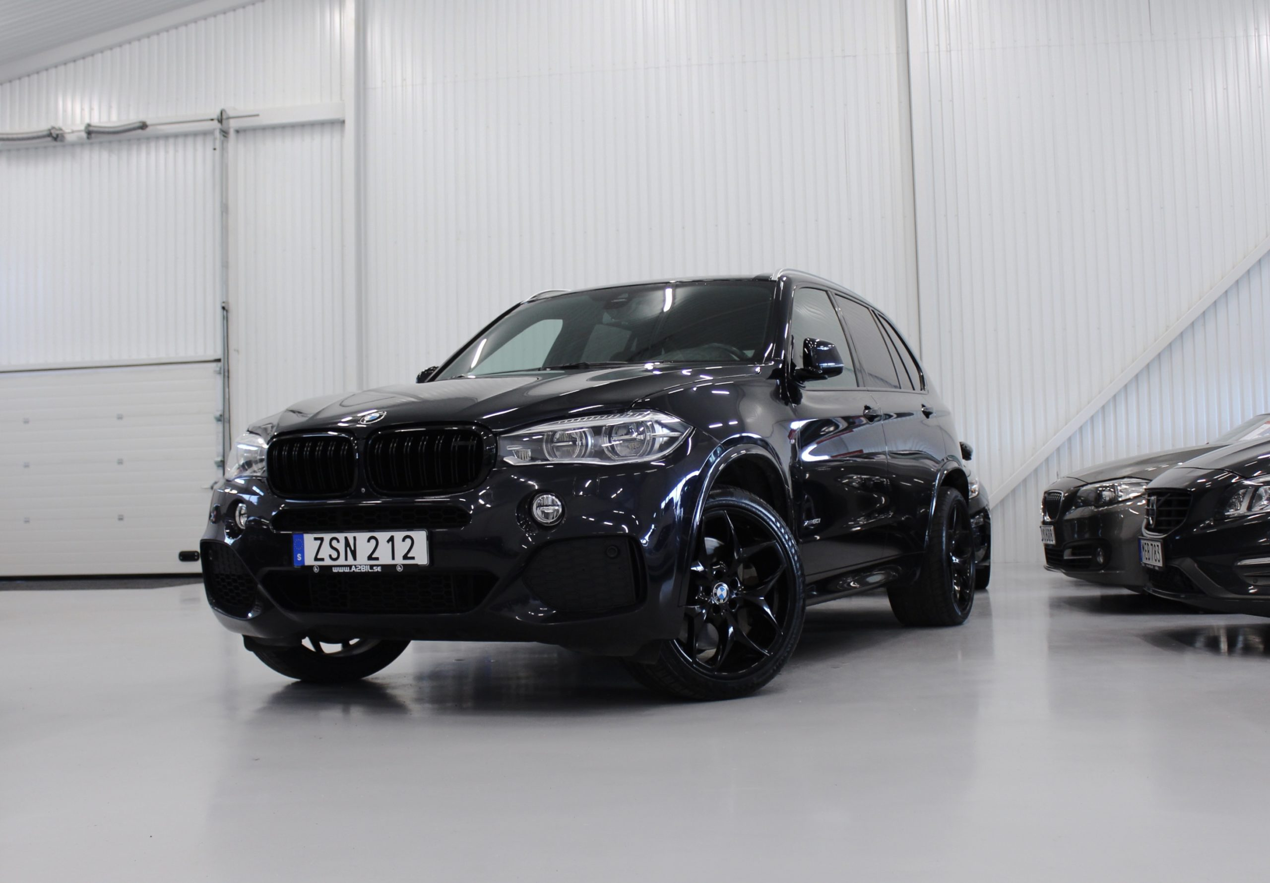 BMW X5 50i xDrive 450hk V8 M-Performance
