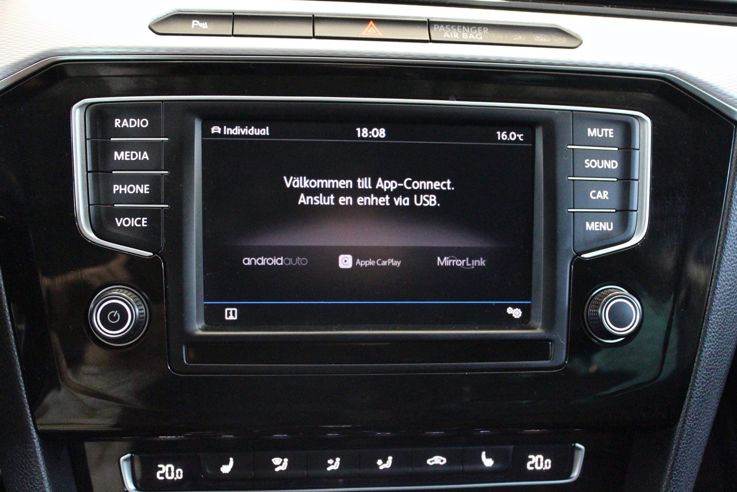 Volkswagen Passat Alltrack 2.0 TDI SCR BlueM 4M DSG Executive