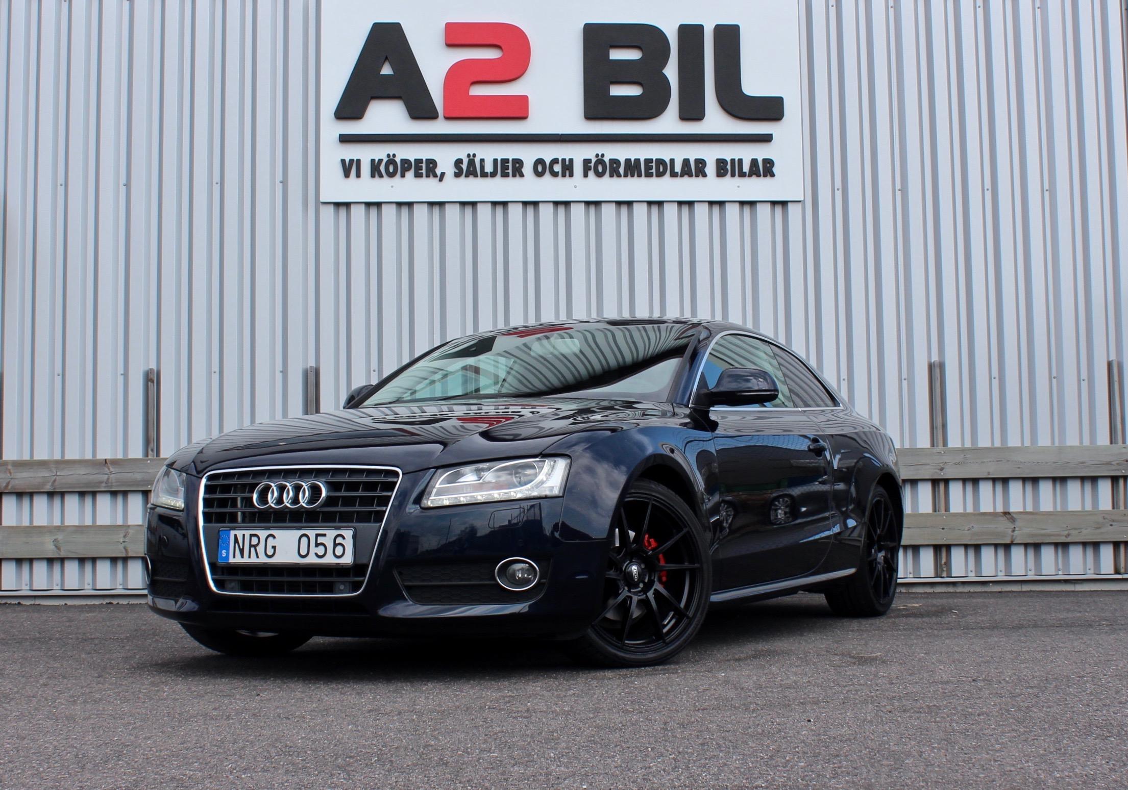 Audi A5 Coupé 2.0 TFSI Automat 180hk