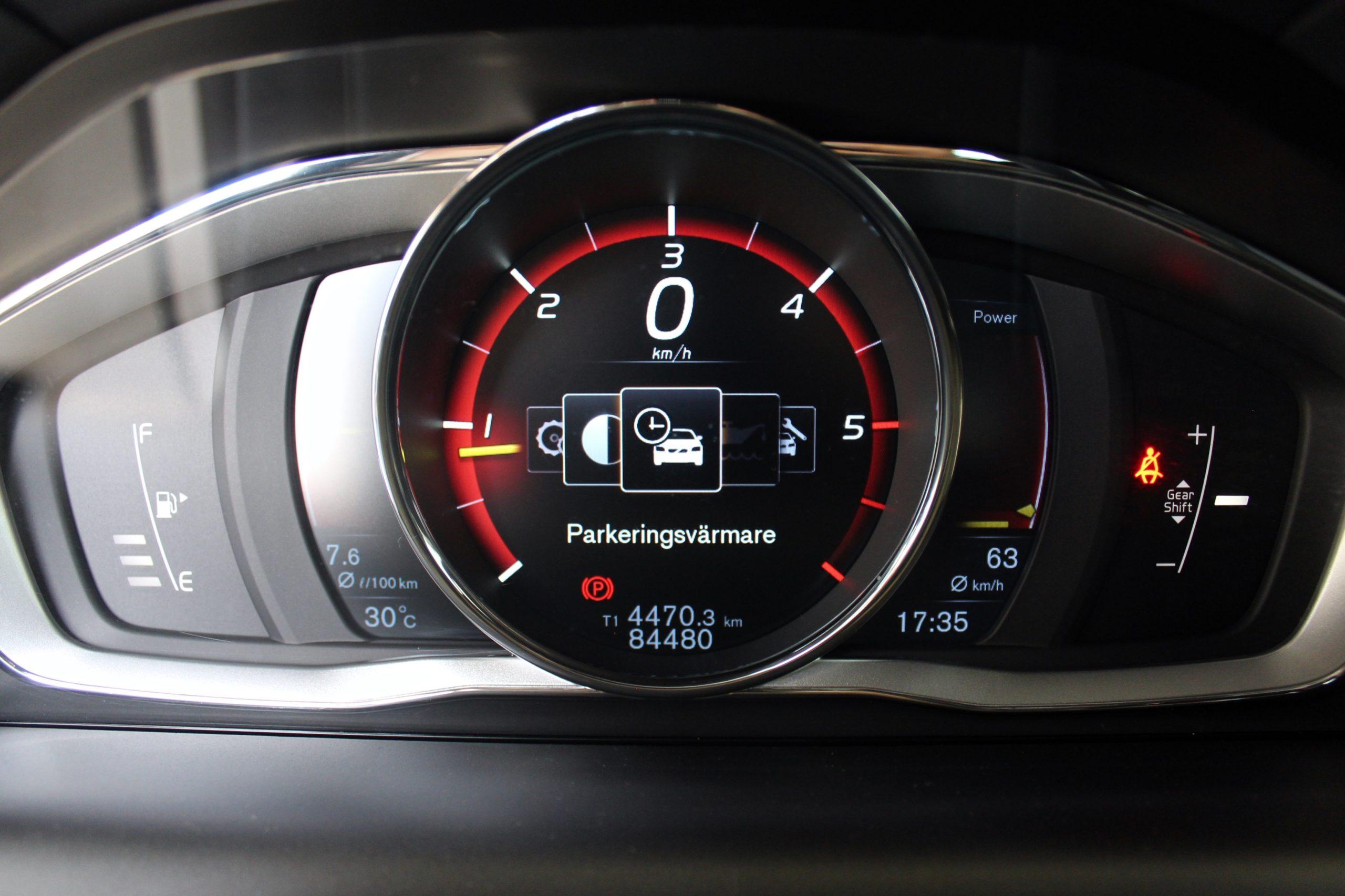 Volvo XC60 D4 R-Design Voc D-värme Drag