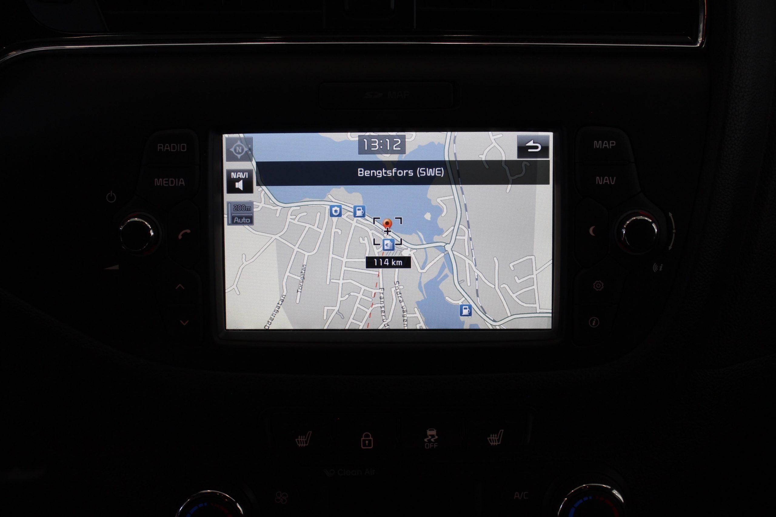 Kia Cee´d 1.6 CRDi Automat Euro 6 136hk