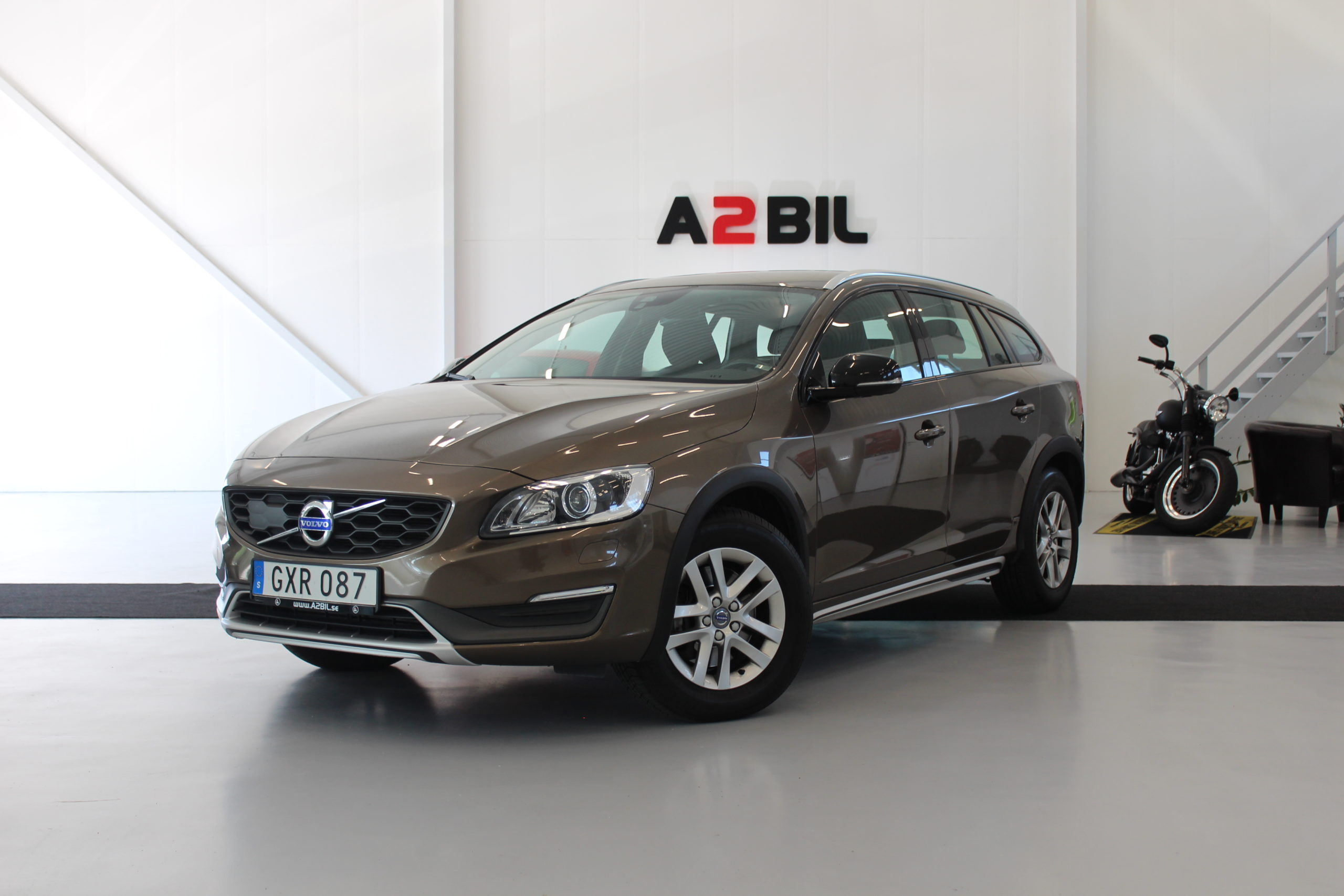 Volvo V60 Cross Country D4 AWD Geartronic Momentum Euro 6 190hk