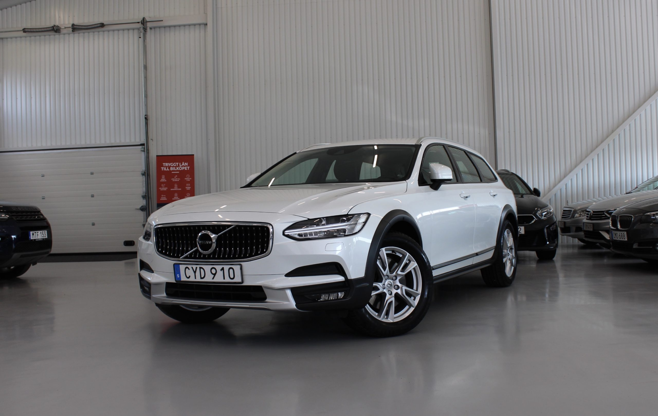 Volvo V90 Cross Country D4 AWD Geartronic Momentum Euro 6