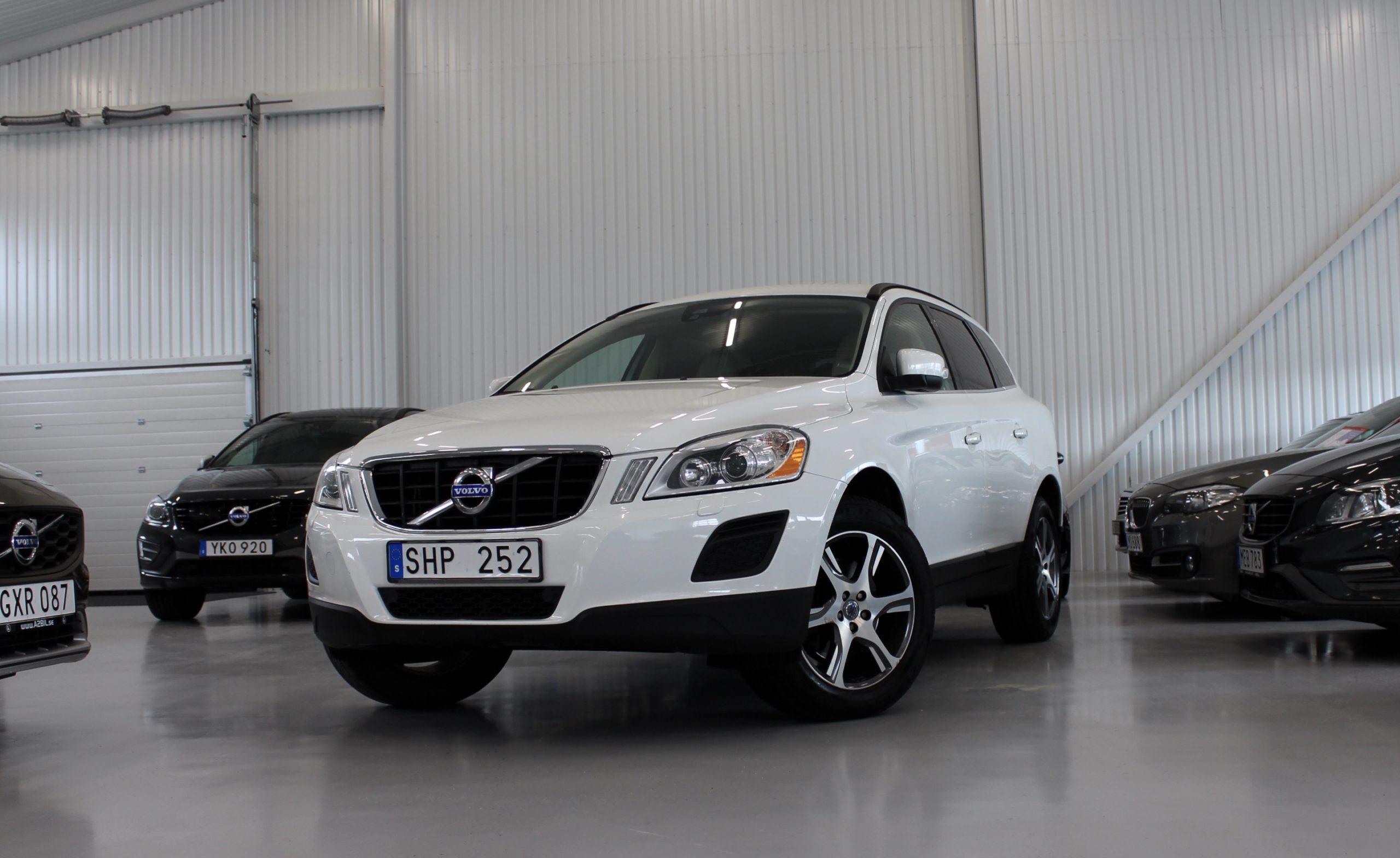Volvo XC60 D4 Momentum M-värm/Drag/Keyless
