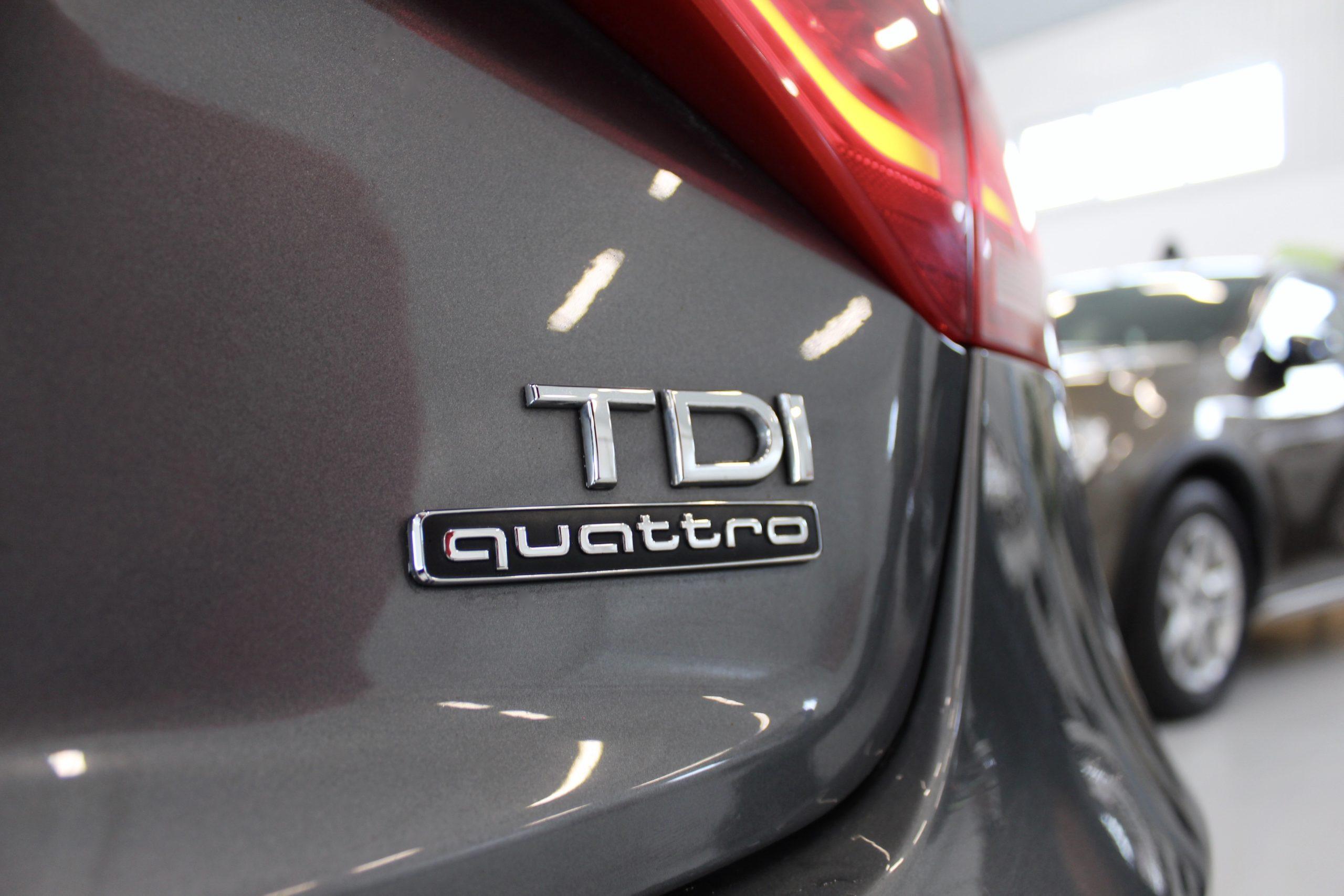 Audi A5 2.0 TDI Quattro Proline Alpine Edition 190hk