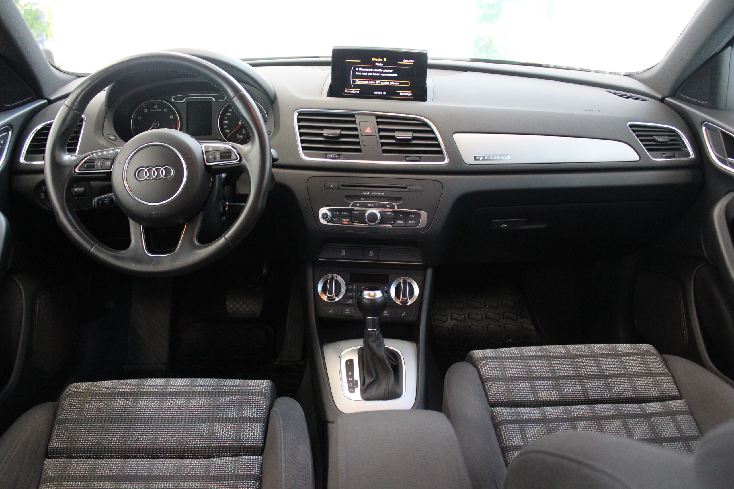 Audi Q3 2.0 TFSI quattro S Tronic Comfort 170hk
