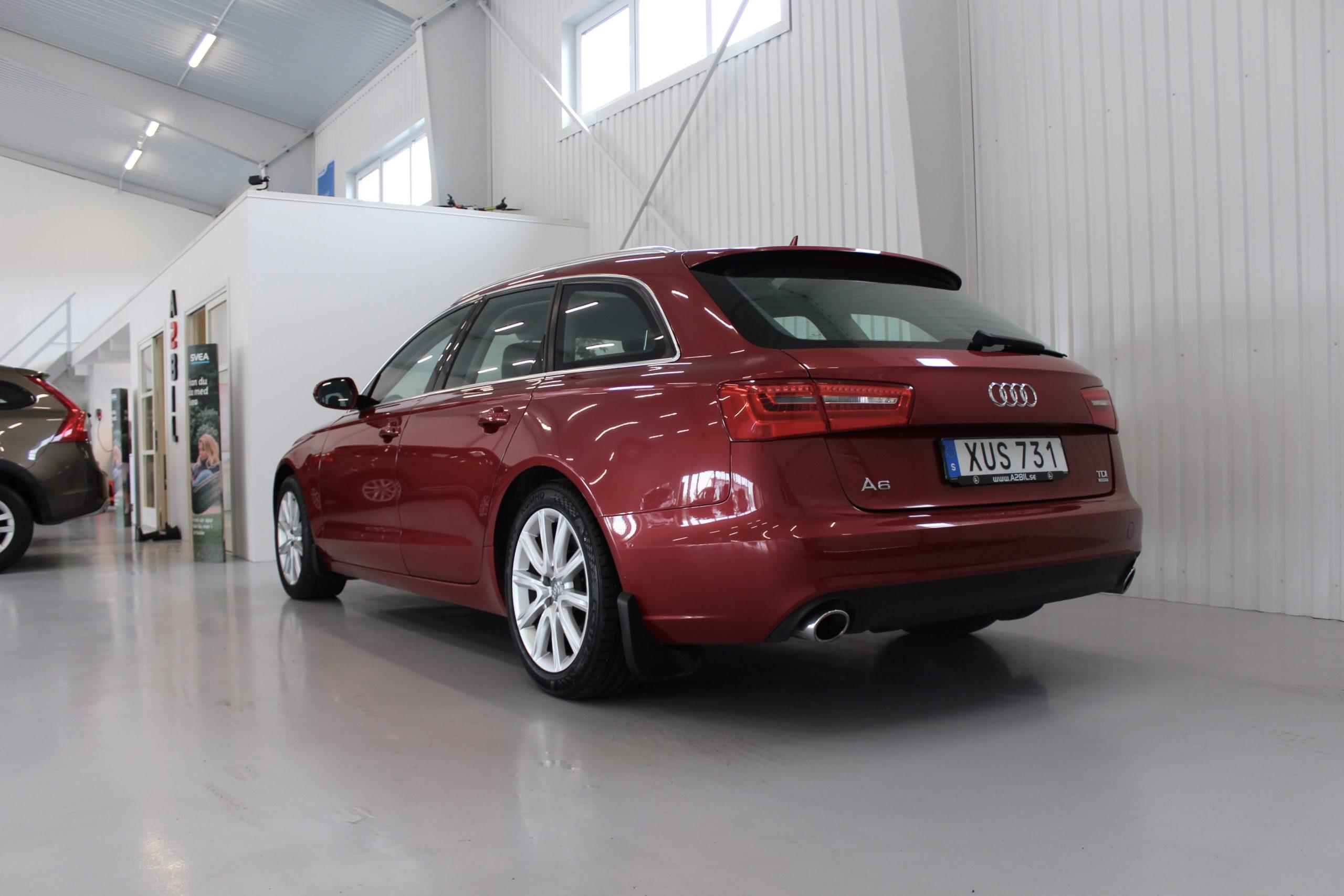 Audi A6 Avant 3.0 TDI V6 DPF Quattro S Tronic Proline 245hk