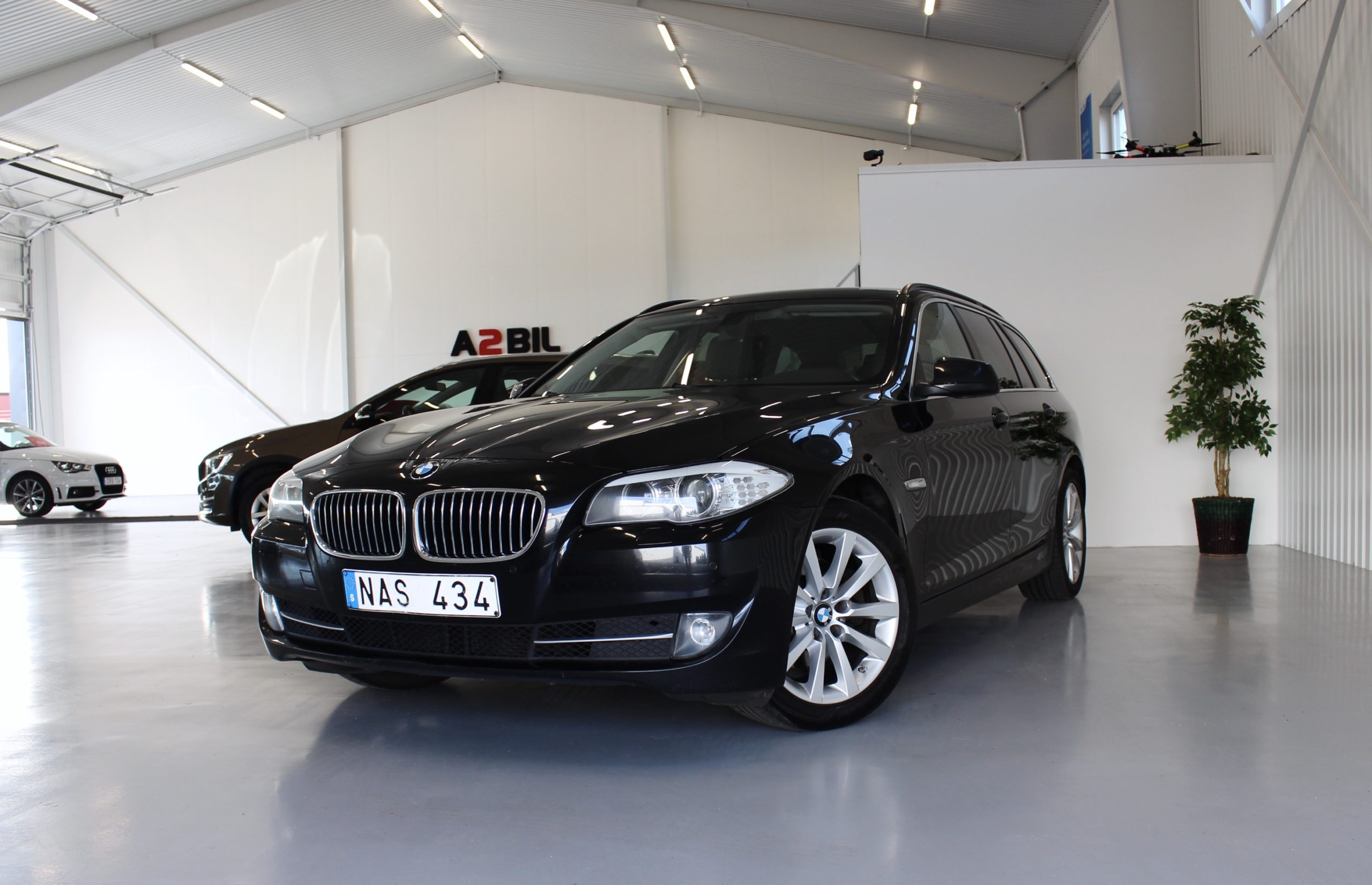 BMW 520 d Touring Steptronic 184hk