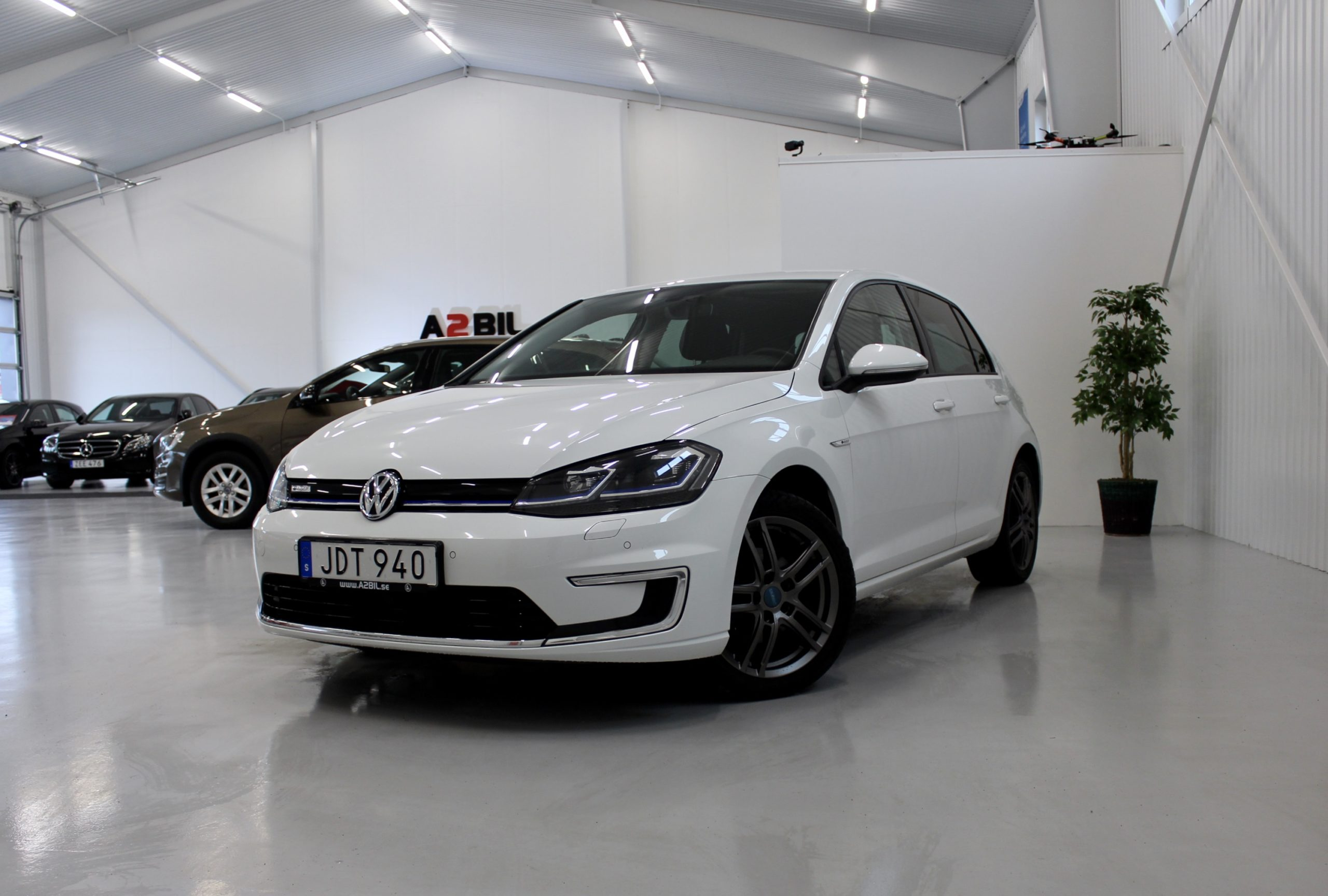 Volkswagen E-Golf Single Speed Comfort Euro 6