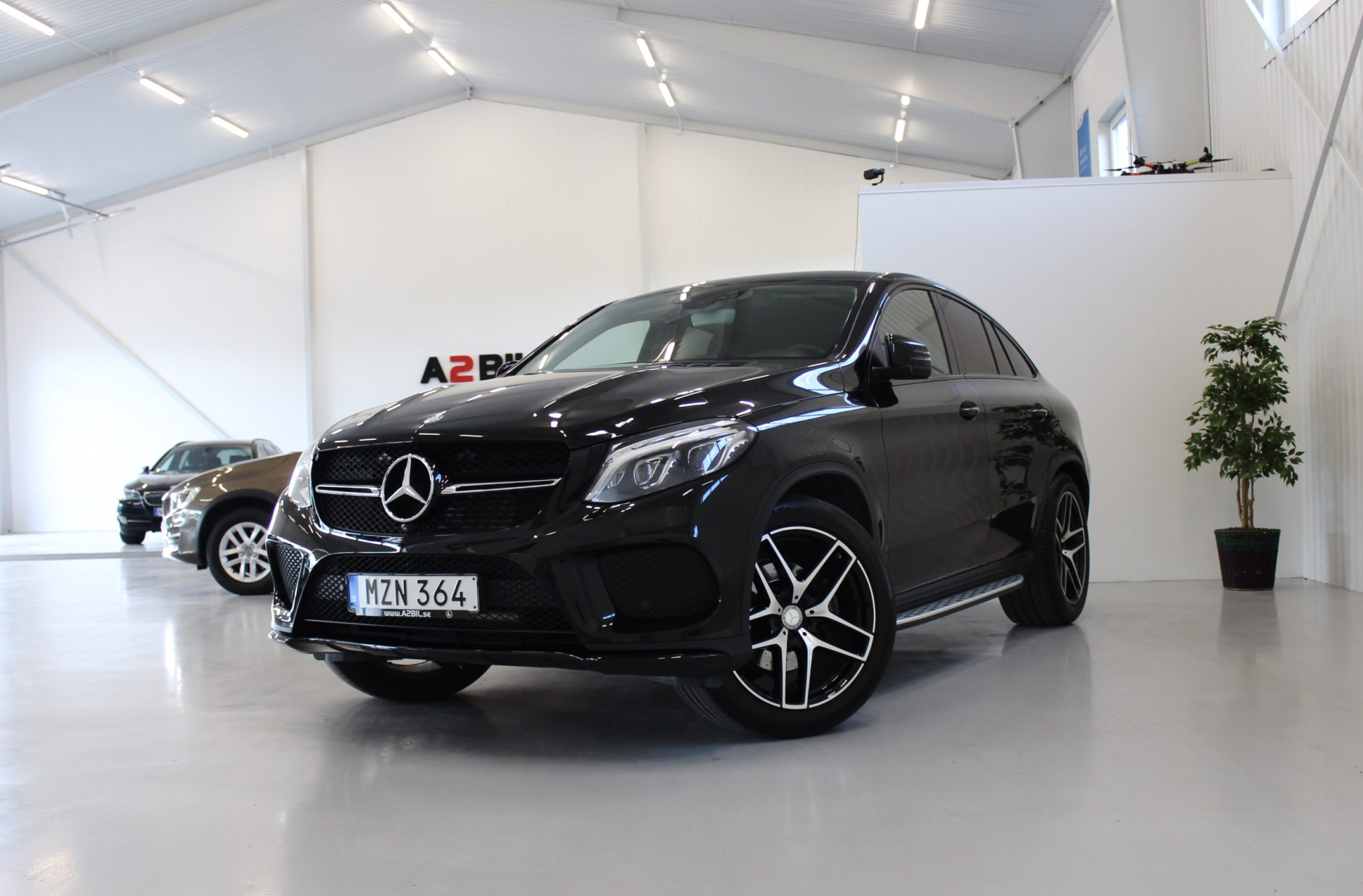 Mercedes-Benz GLE 350 d 4MATIC Coupé AMG