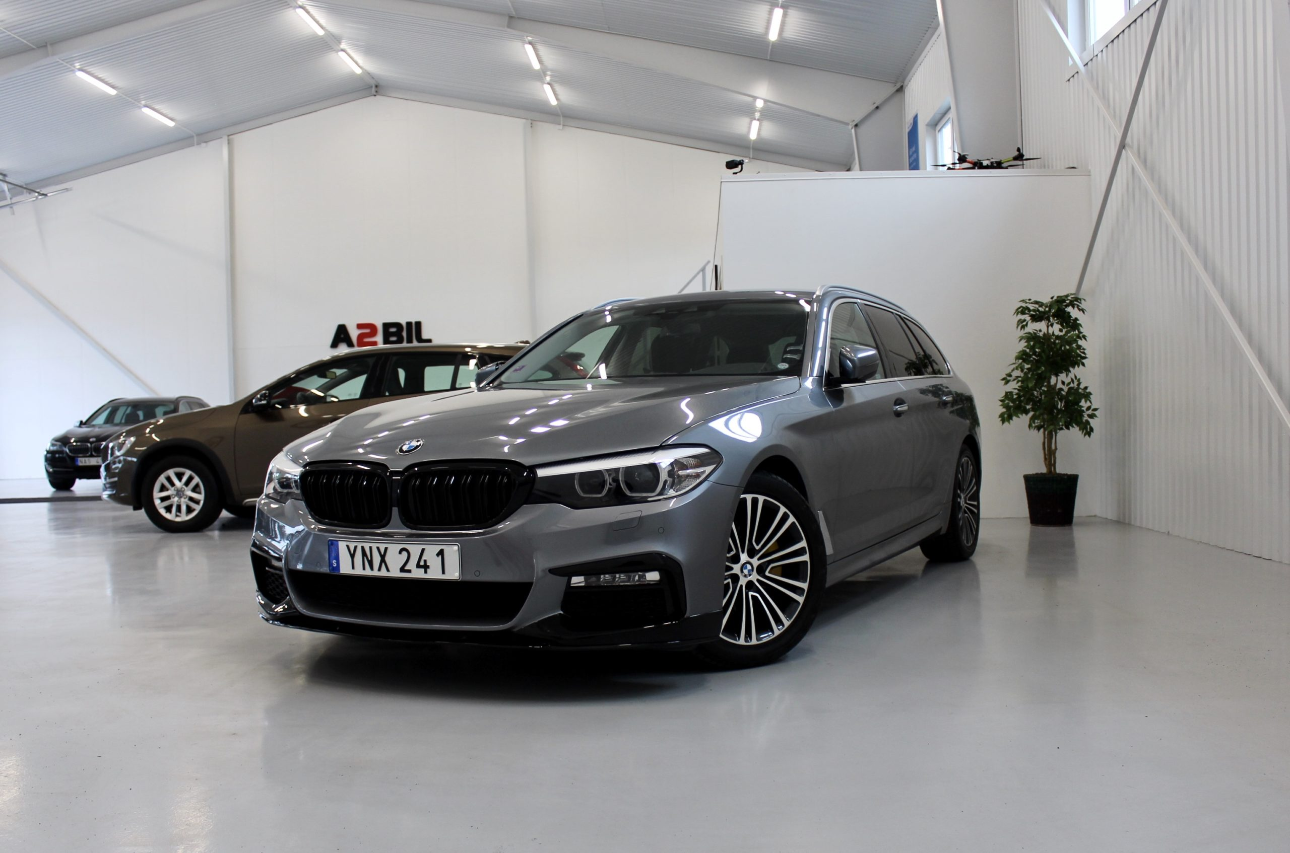 BMW 520 d Touring Steptronic Sport line Euro 6