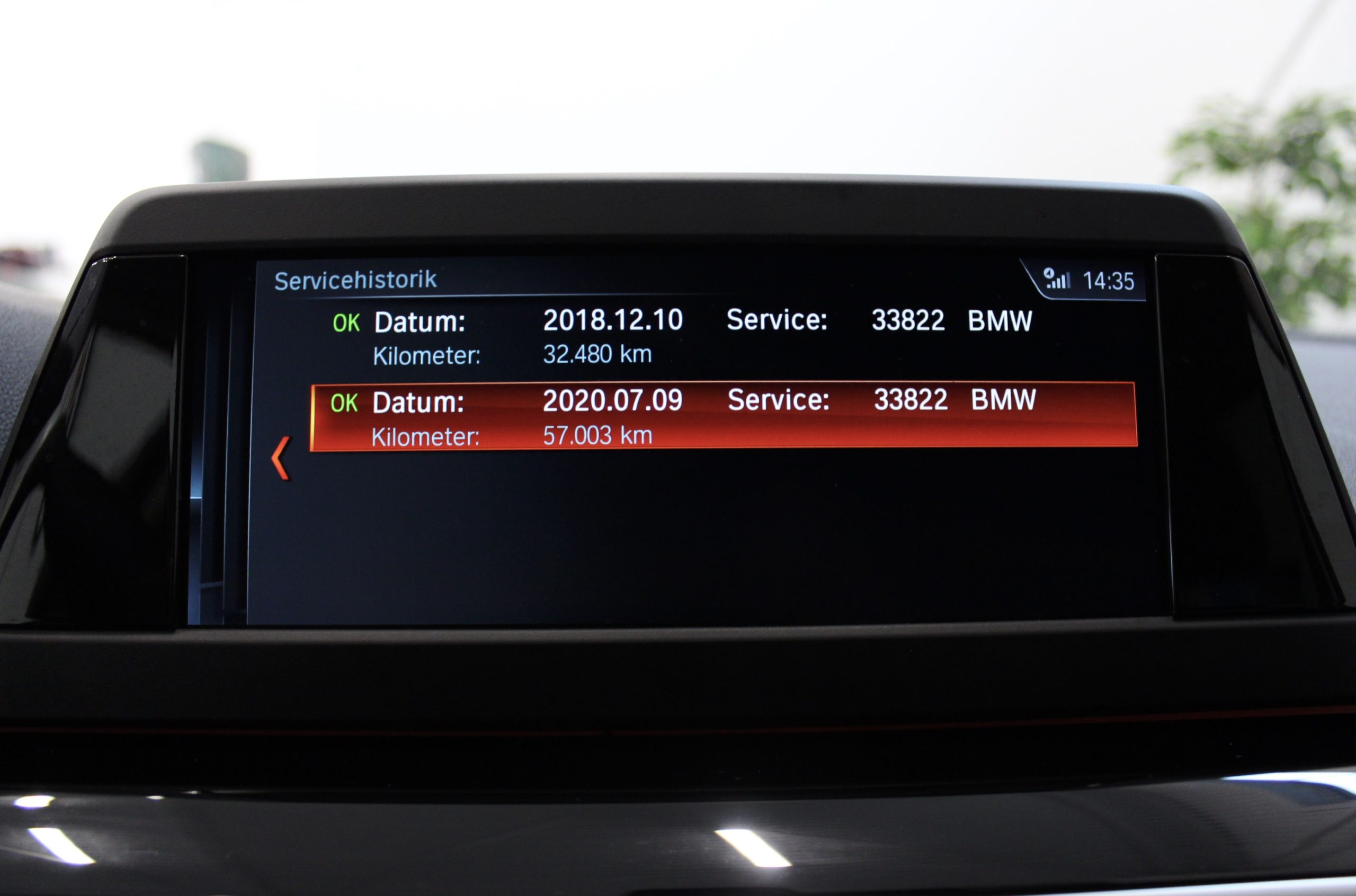 BMW 520 d Touring Steptronic Sport line Euro 6